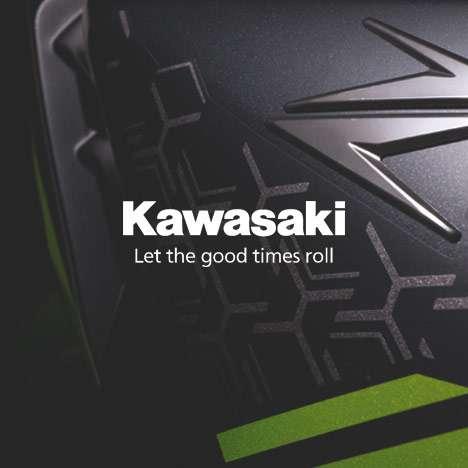 kawasaki brand